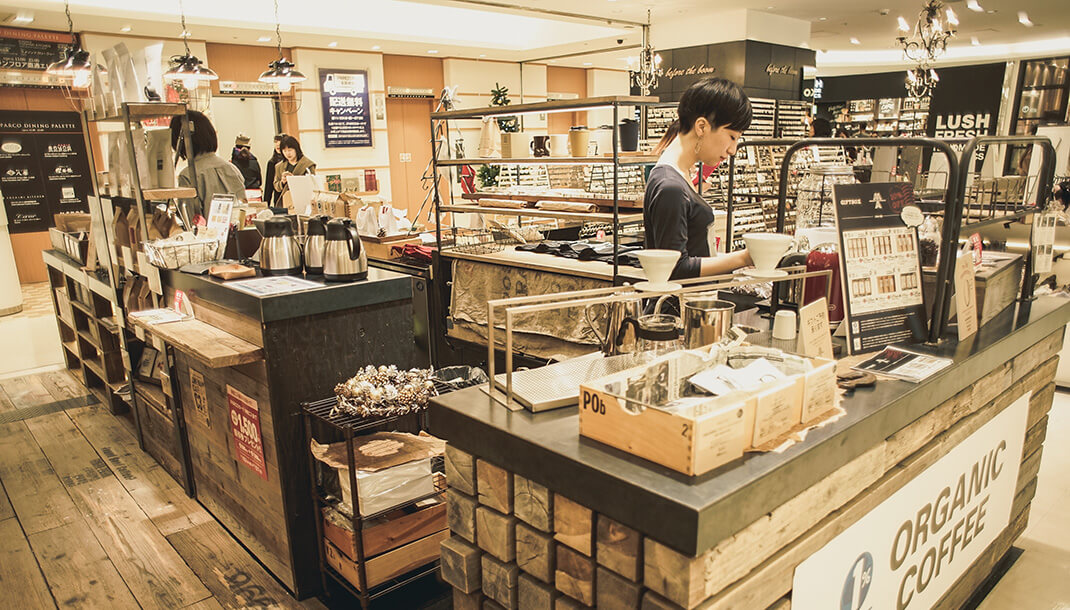 モリヒコアンドジオルタナティヴ店舗画像3