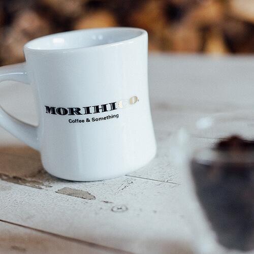 MORIHICO.オリジナルマグカップ 8oz